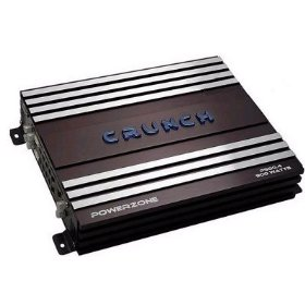 Crunch Four Channel 115WX4 4 Ohms - Crunch P900.4
