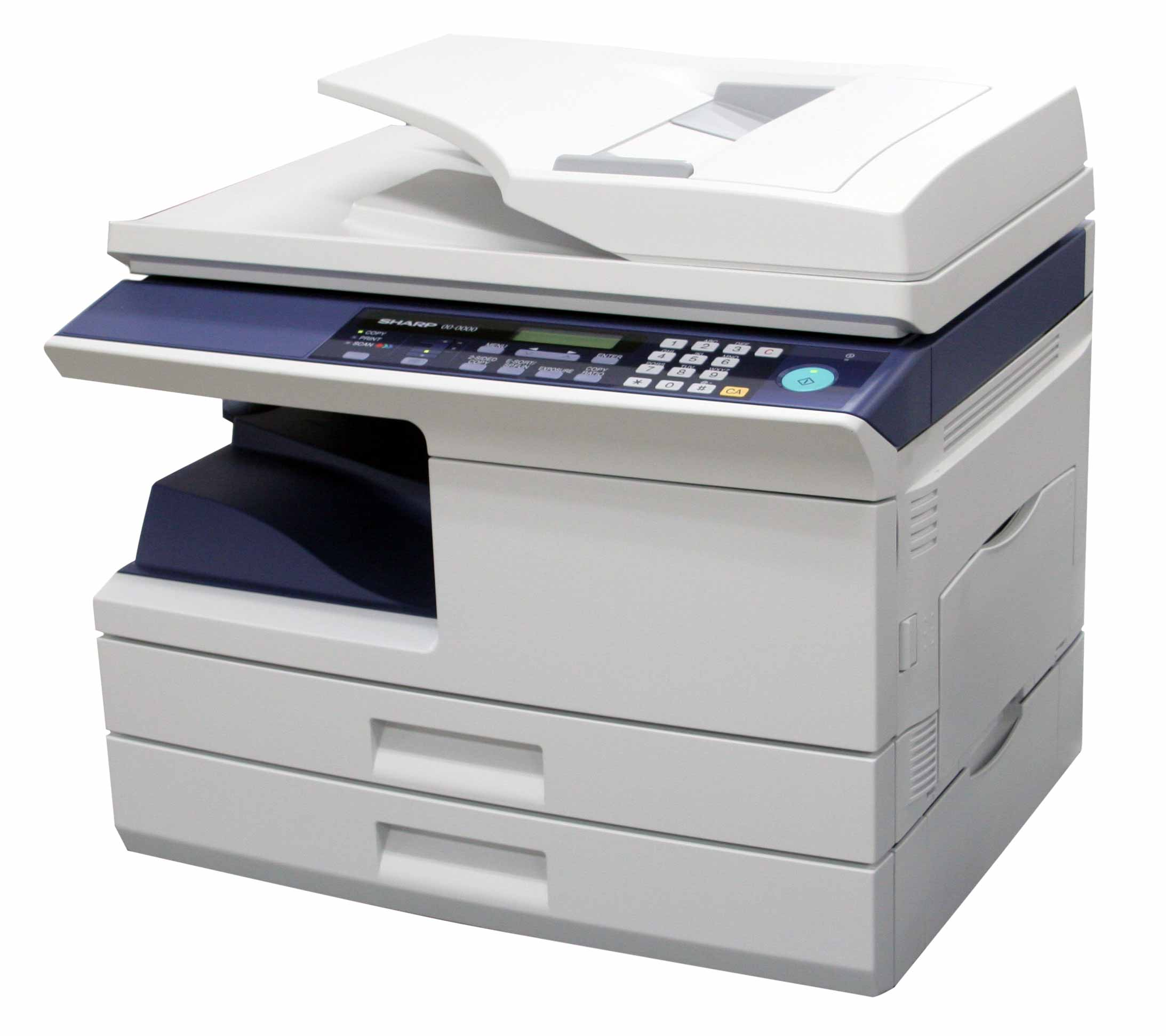 Sharp al2040cs digital laser copier printer scanner
