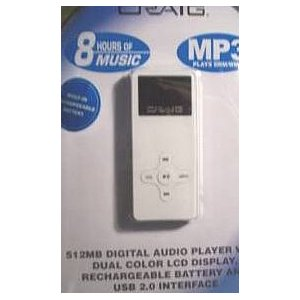 Craig CMP168C MP3 Player