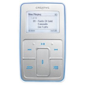 Creative Zen Micro 5 GB MP3 Player Silver