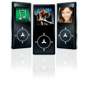 Shift3 MP3 Player with Video (1 GB)