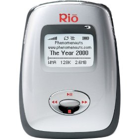 Remanufactured Rio Carbon 5GB MP3 Player