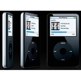 Apple Ipod 30gb Video Black [NON-RETAIL PACK)