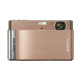 Sony Cyber-shot DSC-T90 12.1 MP Digital Camera with 4x Optical Zoom and Super Steady Shot Image Stabilization (Brown)