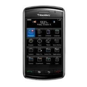 Blackberry Storm 9500 Unlocked Phone with 3.15 Mega pixel Camera (Black)