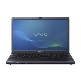 Sony VAIO VPC-F113FX/B 16.41-Inch Laptop (Black)