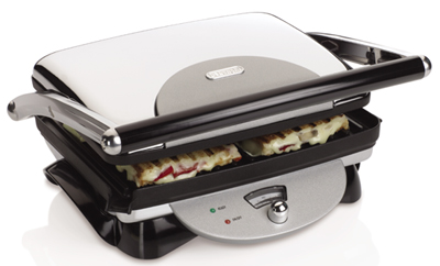 Delonghi cgh800 grill indoor panini retro