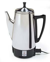 Presto 02811 steel coffee maker 12cup
