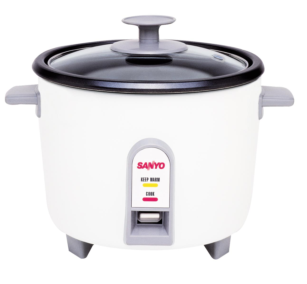Sanyo ec505 rice cooker 5cup vegetable steamer