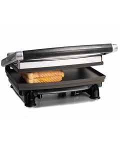 Toastess tsg380 grill sandwich polished stainless