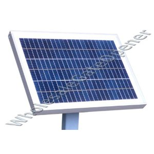 New Solar Panel for GTO Mighty Mule Gate Opener 10w 12v