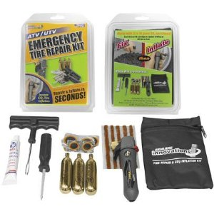Genuine Innovations ATV Tire Repair and Inflation Kit