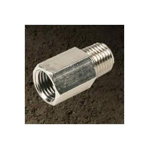VIAIR VIAIR-92832 Check Valve .25 Male To .25 Female NPT Nickle Plated