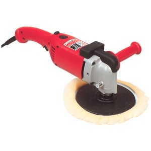 Milwaukee 5455 7/9-Inch Polisher