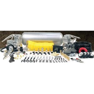VIAIR VIAIR-10008 Complete 33% Super Duty Onboard Air System 150PSI