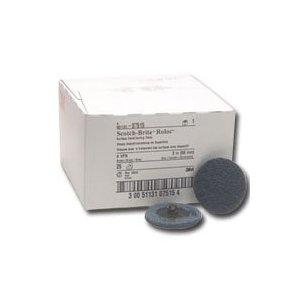 3M Automotive Products 7515 Scotch-Brite Roloc Surface Conditioning Discs - 2