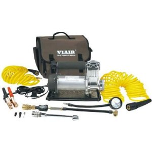 VIAIR VIAIR-40046 400P-RV VIAIR Portable Air Compressor (Sealed & 33% Duty)