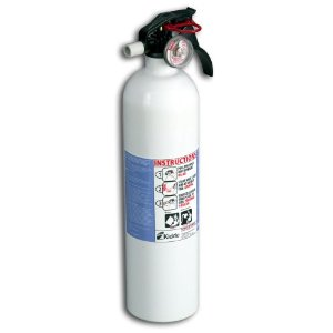 Kidde FX10K Kitchen Fire Extinguisher, 82CI