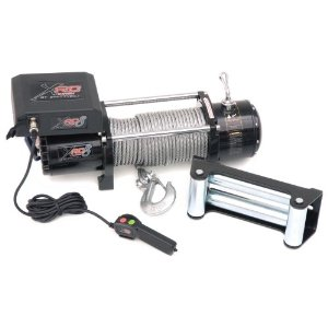 Smittybilt 97281 XRC Black Winch