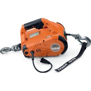 Warn Industries 685000 PullzAll 110 AC Corded Electric Winch