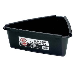 Blitz 05075 7.5 Quart Triangle Drain Pan