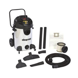 Shop-vac Corp. 9553600 Stainless Steel Wet/dry Vac 16 Gal 6.5hp