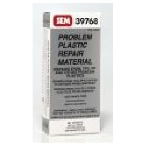 Problem Plastic Repair Material 10 oz. Kit