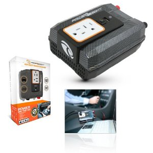 Power Bright XR400-12 Power Inverter 400 Watt 12 Volt DC To 110 Volt AC