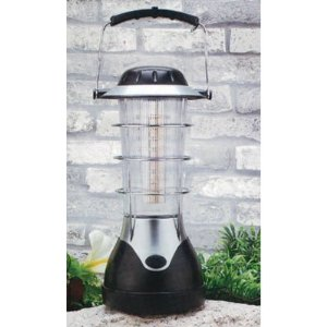 Northern Industrial Tools 32-LED Lantern with Solar Panel