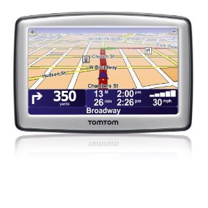 TomTom XL 330-S 4.3-Inch Widescreen Portable GPS Navigator (Clam Shell Packaging)