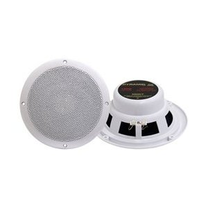 Pyramid MDC7 6.5-Inch Marine 120 Watts Dual Cone Waterproof Stereo Speakers