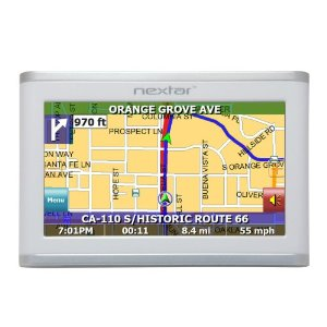 Nextar I4BC 4.3-Inch Portable GPS Navigator with Back-up Camera