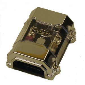 2-Pole Fused Power Distribution Block - MANL