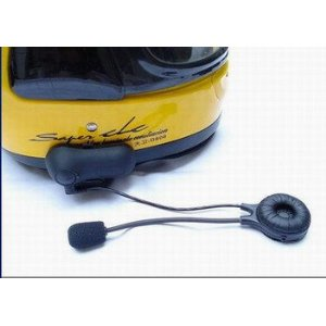 Motorcycle skiing bluetooth hands free helmet headset