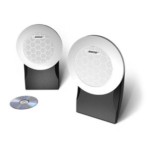 Bose 131 Marine Speakers, flush-mounted speakers for boats - Arctic White