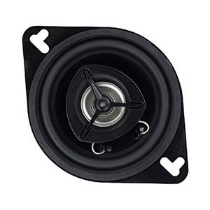 BOSS SE322 2-Way 3-1/2-Inch Black Poly Injection Cone Speaker