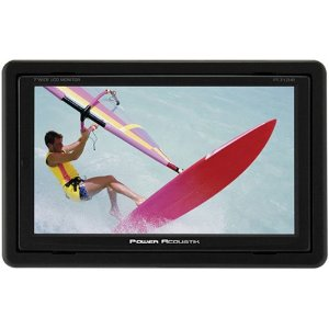 Power Acoustik PT-717HR 7-Inch Widescreen Headrest Monitor with IR Repeater Functions