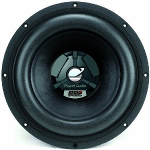 Planet Audio BB212D 12-Inch 2400 Watts 4-OHM Dual Voice Coils Max Power Handling DVC Subwoofer