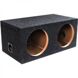 Atrend E12D B Box Series 12-Inch Dual Sealed Bass Boxes