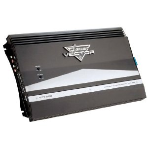 LANZAR VCT2410 4000 Watt 2 Channel High Power MOSFET Amplifier