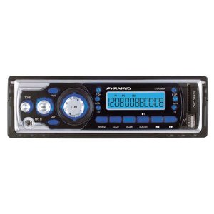 Pyramid 1704MP AM/FM Receiver MP3 Playback with USB/SD/AUXIN