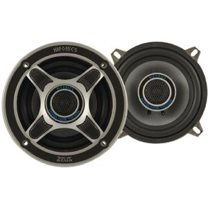 Hifonics Zeus ZXI52CX 5.25-Inch 2-Way Speakers