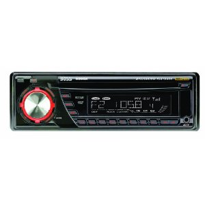 Boss 638UA In-Dash CD/MP3 Receiver with Front Panel AUX Input & USB
