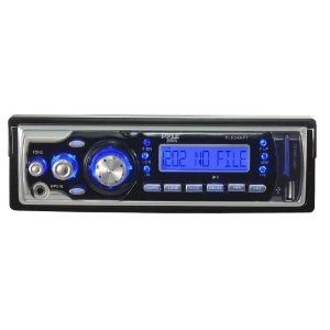 PYLE PLR24MPF AM/FM Receiver MP3 Playback with USB/SD/AUX-IN
