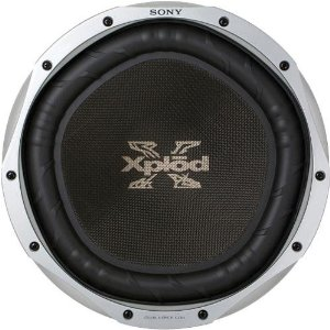 Sony XSLD126P5 12-Inch Subwoofer (Black)