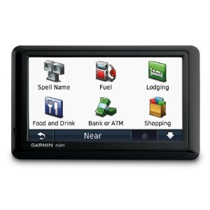 Garmin n�vi 1490/1490T 5-Inch Widescreen Bluetooth Portable GPS Navigator with Traffic