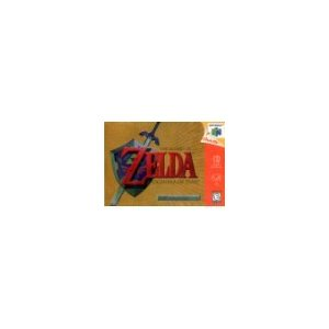 Legend of Zelda - Ocarina of Time (Collector's Edition) - Nintendo 64