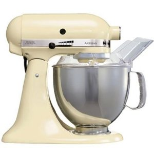 KitchenAid Artisan 5KSM150PSEAC Almond Cream 220 volt