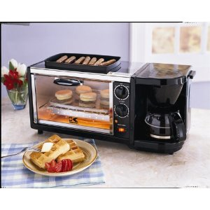 Kalorik 3-in-1 Breakfast Appliance