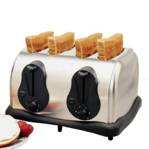 Maxi-Matic Elite Platinum Toaster